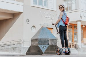 Cost of a Segway